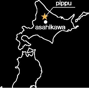 pippu near asahikawa